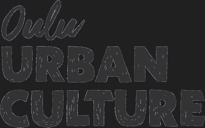 Oulu Urban Culture-hankkeen logo